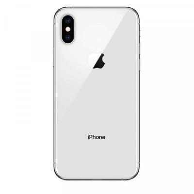 iPhone X.-Bueno-64GB-Plata